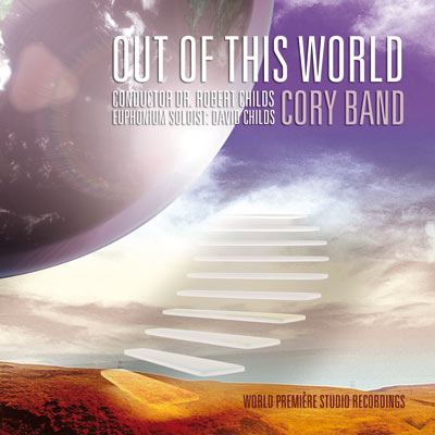 Out of this World CD - David Childs & Cory Band