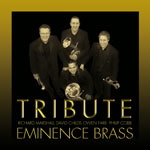 Tribute CD - Eminence Brass