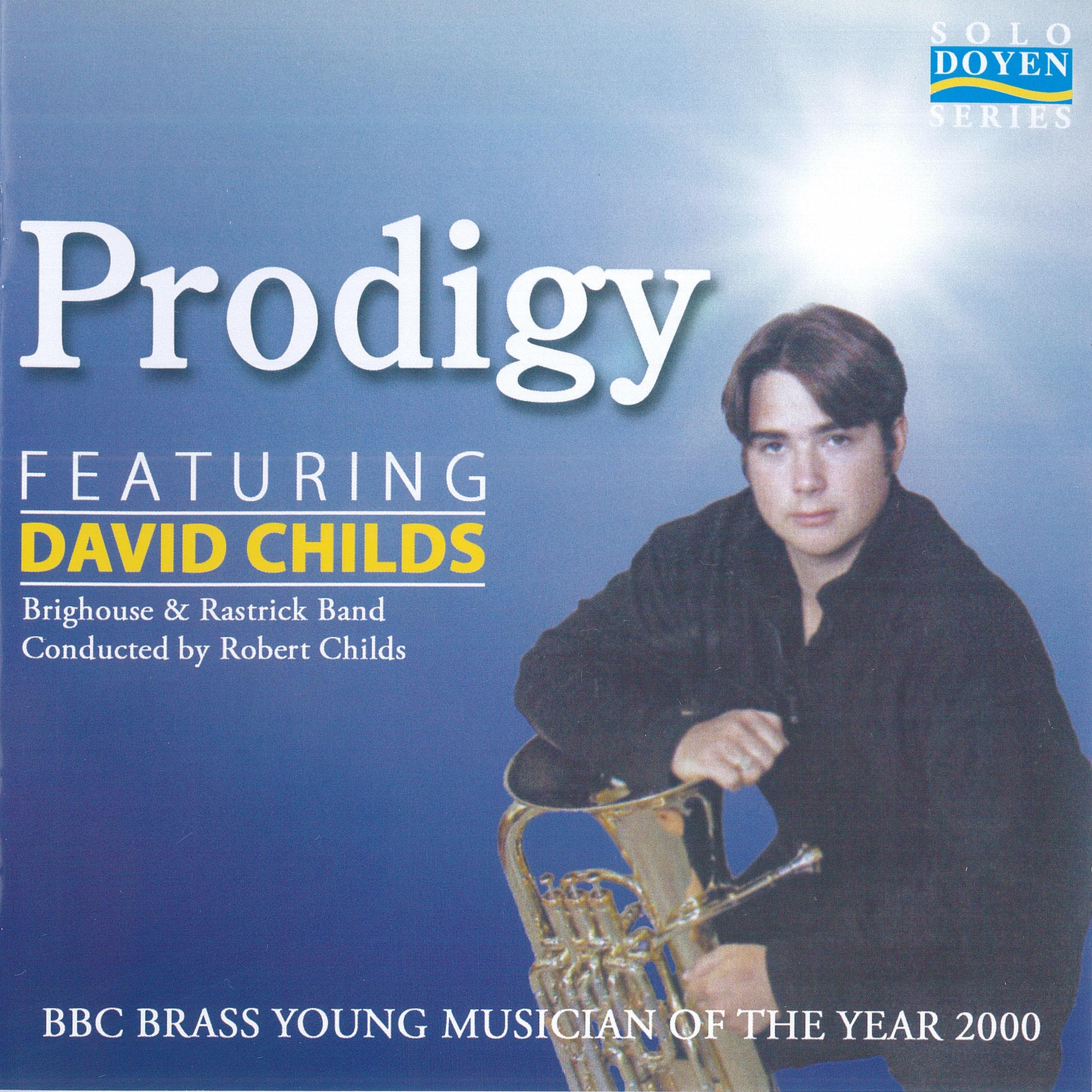 Prodigy CD - David Childs